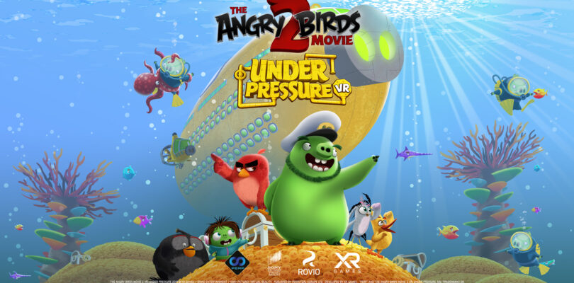 Angry Birds Movie 2 VR: Under Pressure review