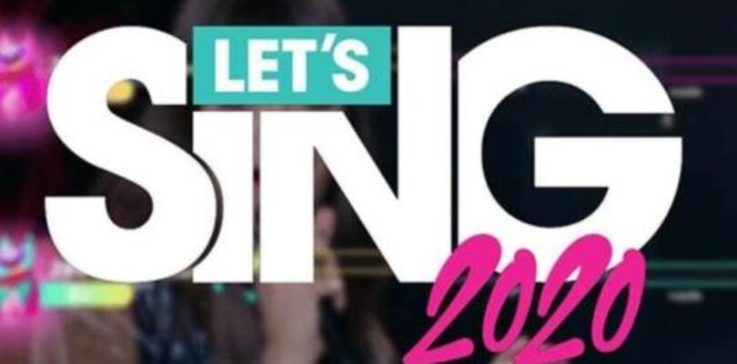 Let's Sing 2020 tracklist and all new party mode announced