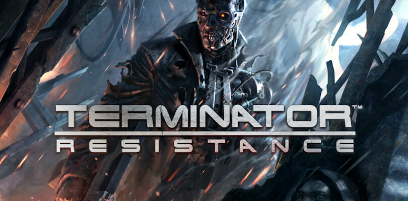 PHYSICAL LAUNCH EDITIONS* OF TERMINATOR:  RESISTANCE  INCLUDE FREE 2 ISSUE DIGITAL COMIC: