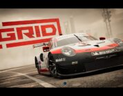 Codemasters GRID review PS4