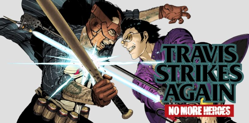 """Travis """"Strikes Back"""" in Travis Strikes Again: No More Heroes Complete Edition on PlayStation®4 and STEAM – out today!"""