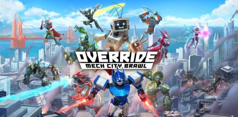 Override: Mech City Brawl Drops on Nintendo Switch