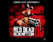 Red Dead Redemption 2 Coming to PC November 5th