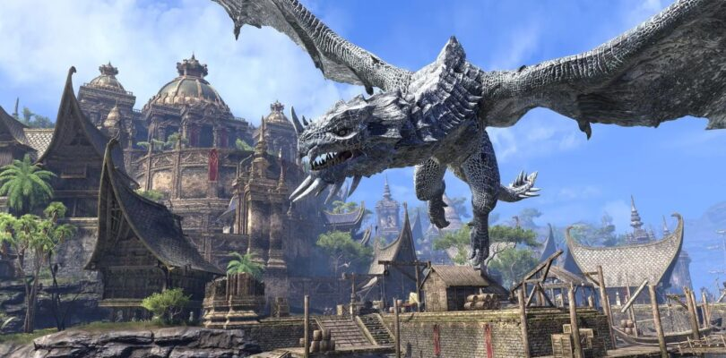 Elder Scrolls Online: A Renewed Southern Elsweyr coming in Dragonhold DLC on 21 October