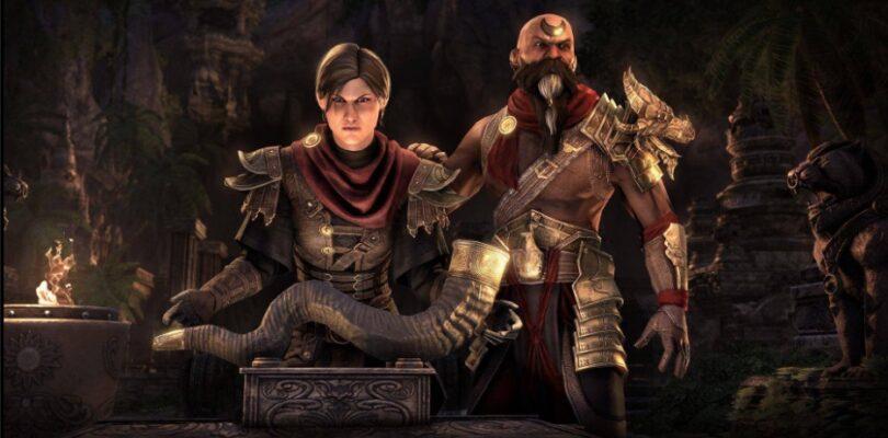 Dragonhold Prologue Quest is live on Elders Scrolls Online