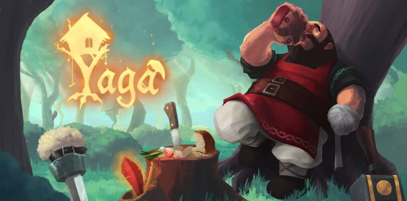 Yaga's Latest Character Reveal – Kikimora, The Scary Slavic Household Spirit