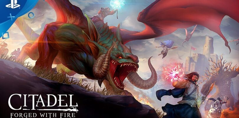 Citadel: Forged with Fire PS4 Review