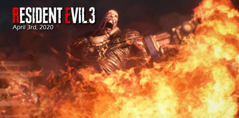 RESIDENT EVIL 3 DEMO COMING MARCH 19, RESIDENT EVIL RESISTANCE OPEN BETA TO START MARCH 27
