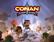 Conan Chop Chop promises to be the most realistic stick-figure game set in the world of Conan the Barbarian