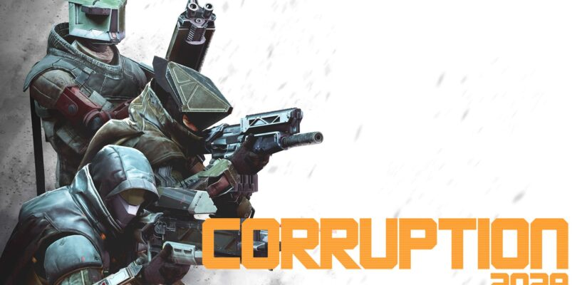 CORRUPTION 2029: First Gameplay Video Dives into Tactical Combat