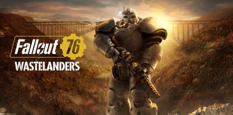 Fallout 76   Free Wastelanders Update Announced for April 7, 2020