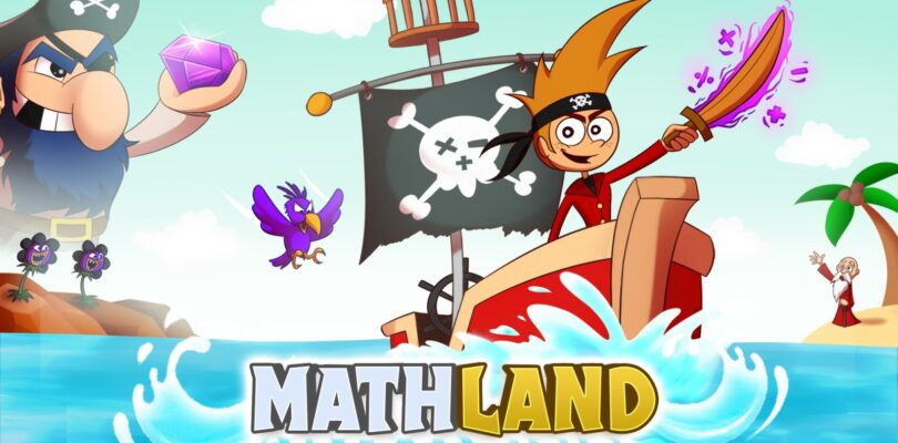 'MathLand' educational adventure casts anchor on Nintendo Switch on February, 24