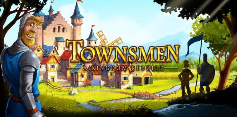 Townsmen – A Kingdom Rebuilt PS4 Review