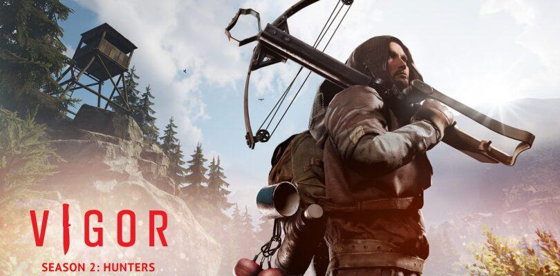 Vigor Overhauls The Outlands in Season 2: Hunters   Xbox Exclusive