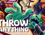 Zombie-Filled VR Extravaganza 'Throw Anything' Now Available on PSVR