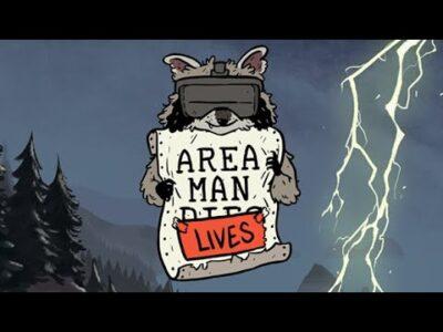 Cyan Announces AREA MAN LIVES