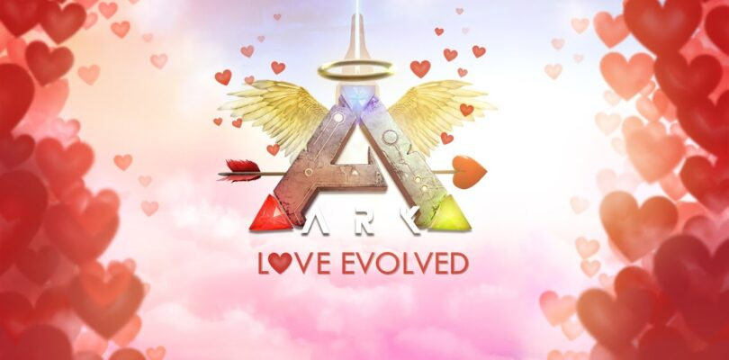 TO ALL THE DINOS WE'VE LOVED BEFORE – ARK'S ANNUAL 'LOVE EVOLVED' EVENT BEGINS TODAY