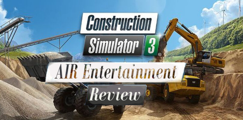 Construction Simulator 3 Review PS4