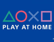 Announcing the Play At Home initiative from Sony