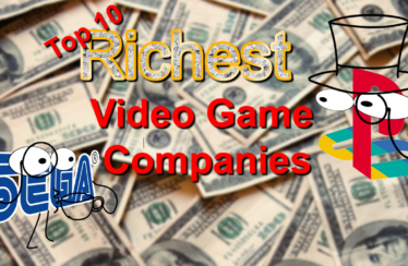 Top 10 Richest Video Game Companies