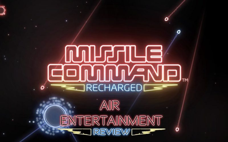 Missile Commander: Recharged | AIR Entertainment