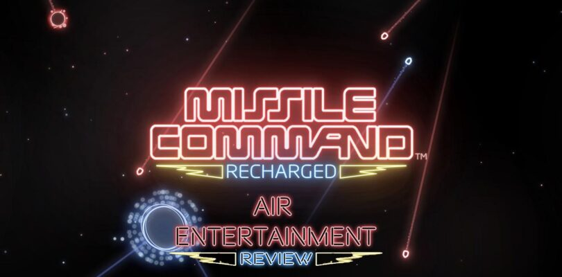 Missile Commander: Recharged   AIR Entertainment