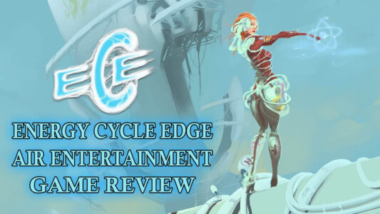 Energy Cycle Edge Review | 3D Puzzle Game