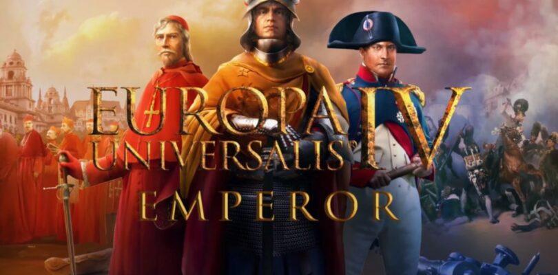 Europa Universalis IV: Emperor Release Date Announced.