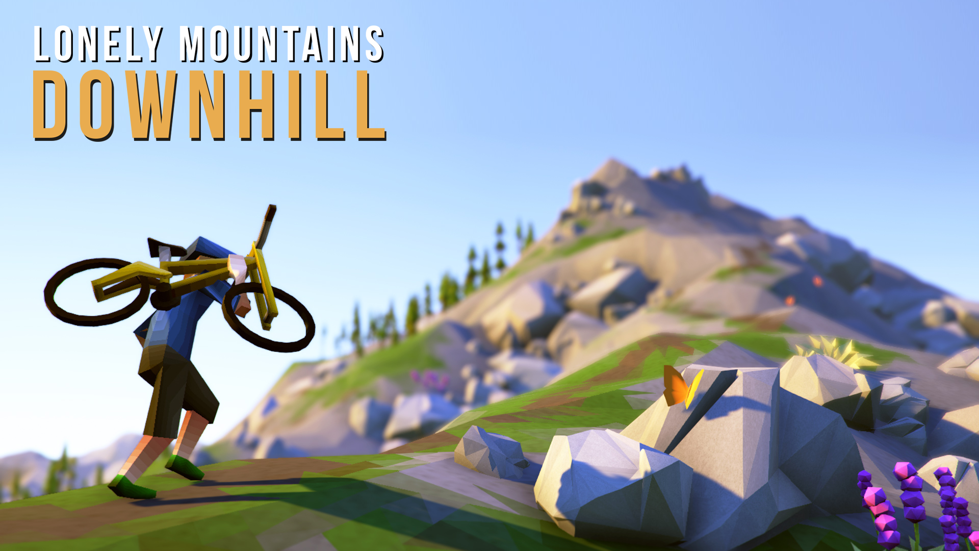 Lonely Mountains: Downhill Switch