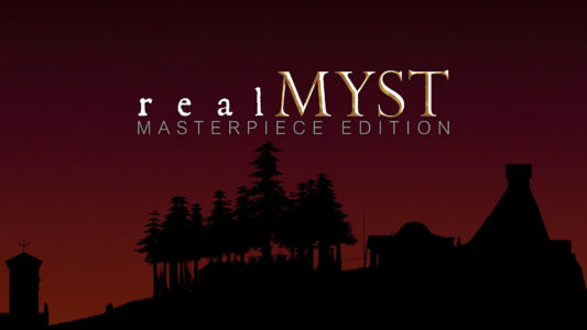 realMyst: Masterpiece Edition Launch Date Announced for Switch