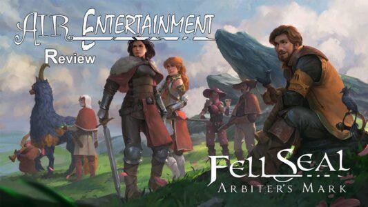 Fell Seal: Arbiter's Mark PS4 Review