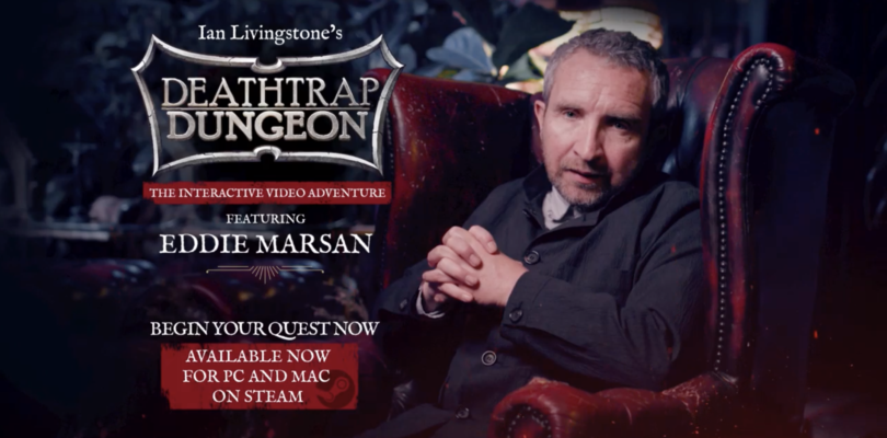 Review: Deathtrap Dungeon (PC).