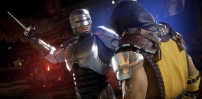 New Mortal Kombat 11 Robocop trailer released