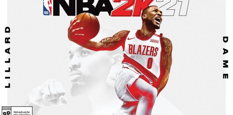 Everything is Dame: NBA 2K21 to feature Damian Lillard as the Cover Athlete for the current generation