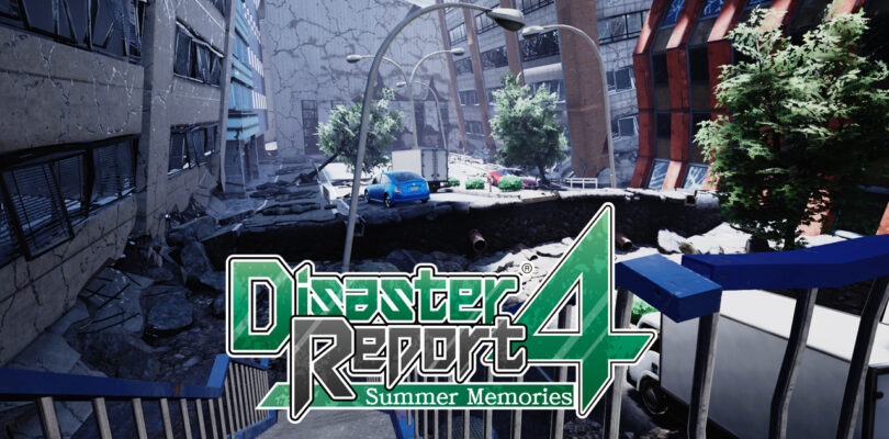 Disaster Report 4: Summer Memories review PS4 Pro