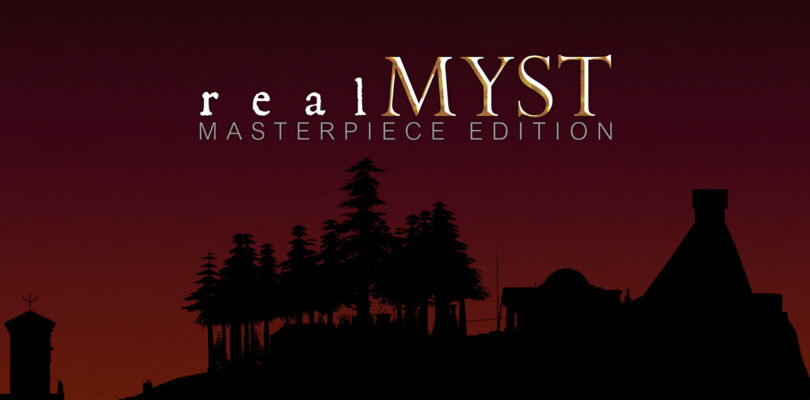 realMyst: Masterpiece Edition Review   Switch