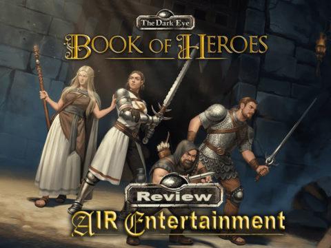 The Dark Eye: Book of Heroes Review