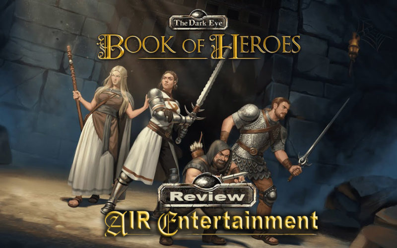The Dark Eye: Book of Heroes Review