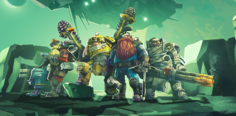 Deep Rock Galactic PC Review – A Diamond in The Rough.