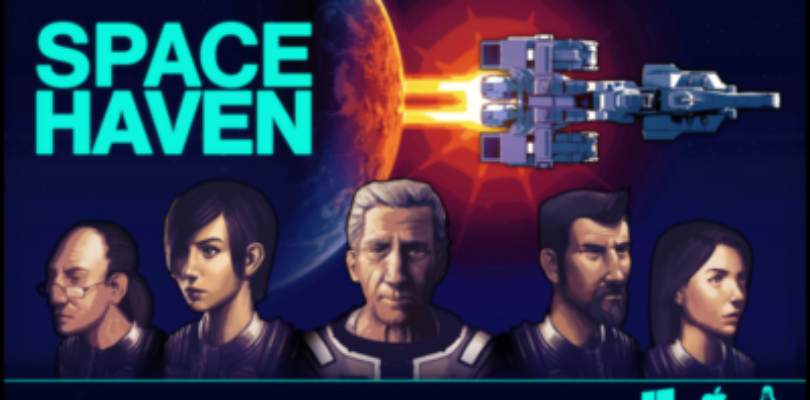 Space Haven Review is it a exciting new 4X title?