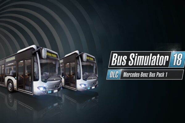 Bus Simulator Mercedes-Benz Bus Pack 1 DLC