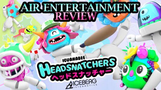 Headsnatchers Review PS4 | AIR Entertainment