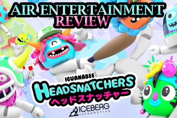 Headsnatchers Review PS4 | AIR Entertainment
