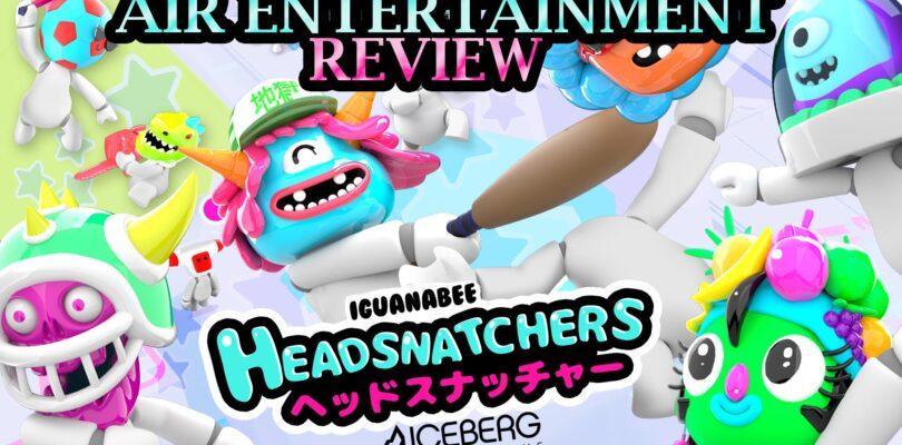 Headsnatchers Review PS4   AIR Entertainment