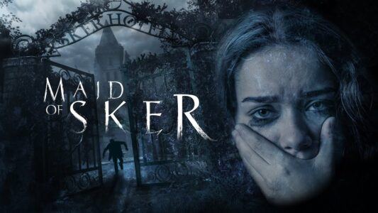 Maid of Sker launching July 28th 2020