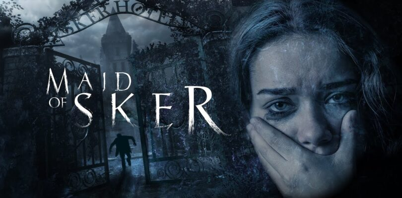 Maid of Sker PS4 Pro Review – Welsh Horror hides around every corner ready to kill
