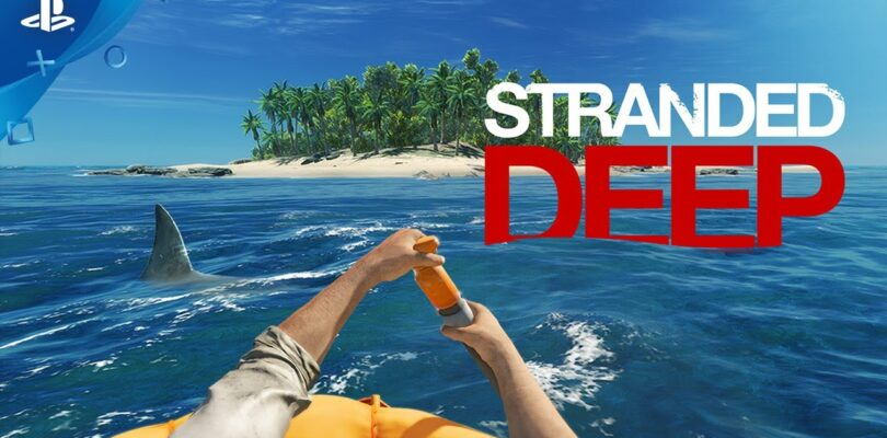 Review: Stranded Deep (ps4).