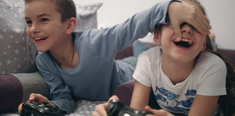 New Research Reveals Benefits of Video Games For Young People's Literacy, Creativity and Wellbeing – Particularly For Boys and Reluctant Readers