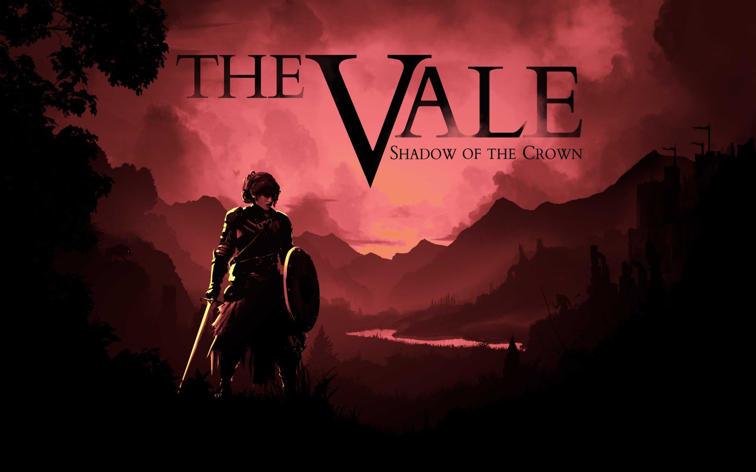 The Vale Shadow of the Crown demo