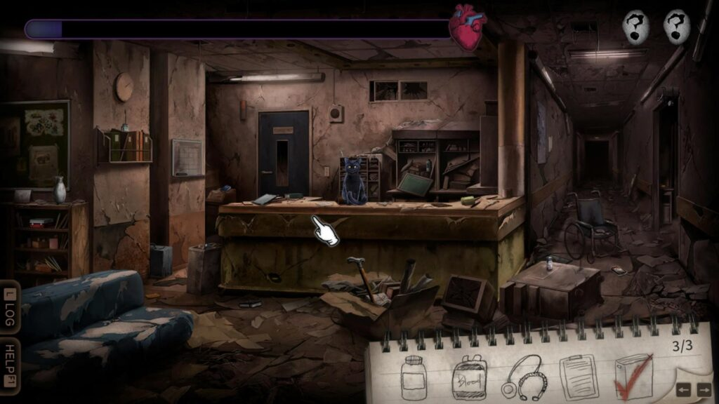Disease Hidden Object Launched on Steam